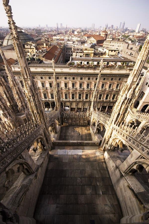 Di Милан Duomo стоковые фото