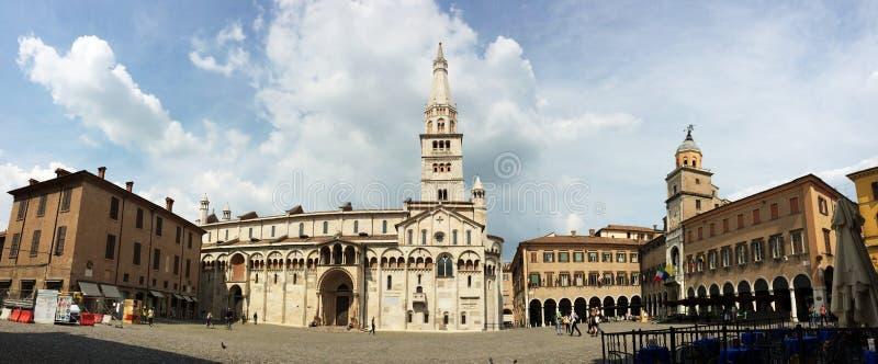 Di Модена Duomo стоковые фотографии rf