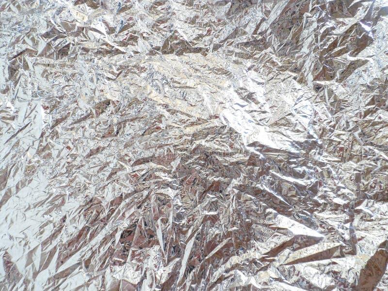 di alluminio Materiale, imballante fotografia stock libera da diritti