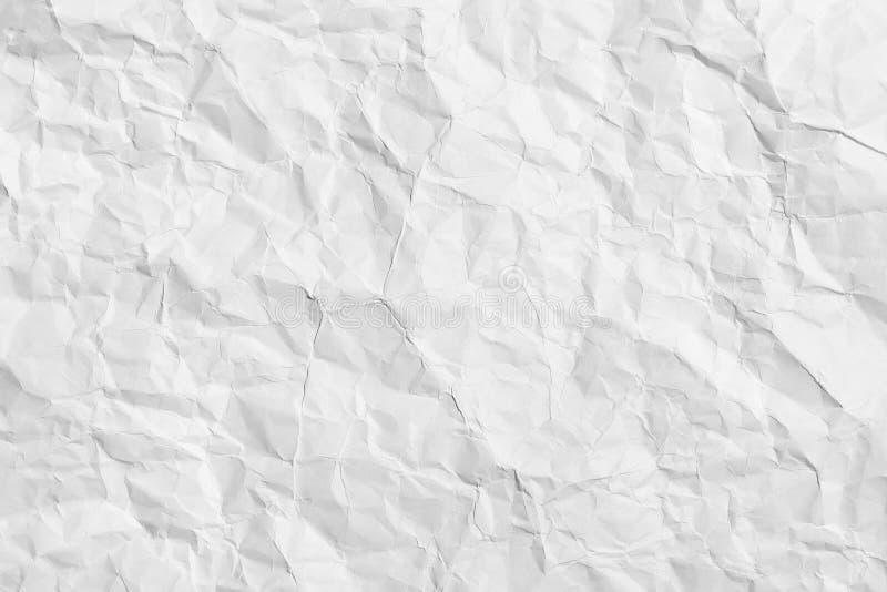 Di carta sgualcito - priorità bassa orizzontale fotografia stock libera da diritti