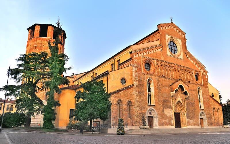di Duomo Udine zdjęcie stock