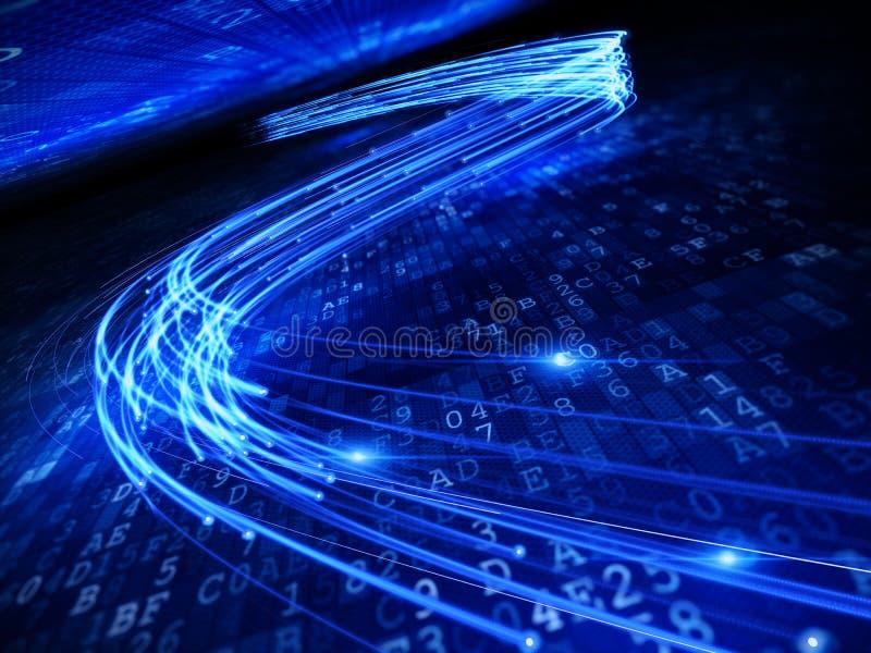 Di fibra ottica