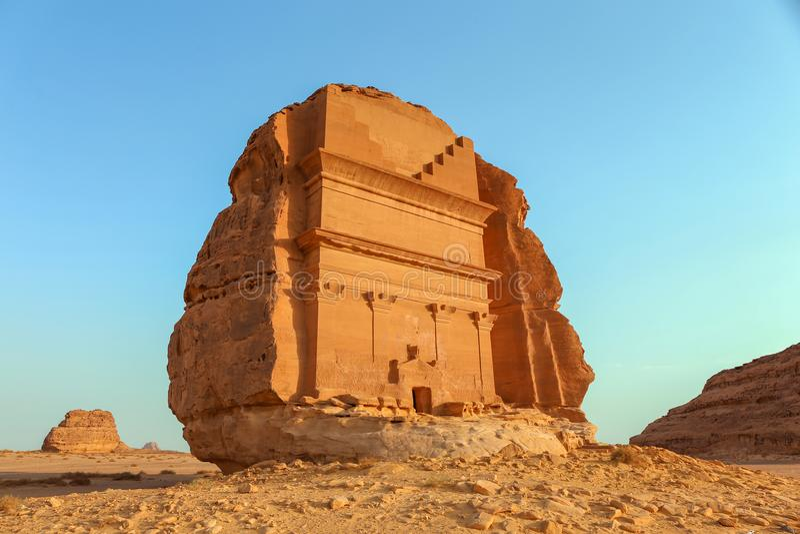 ` Di Mada in Saleh immagine stock