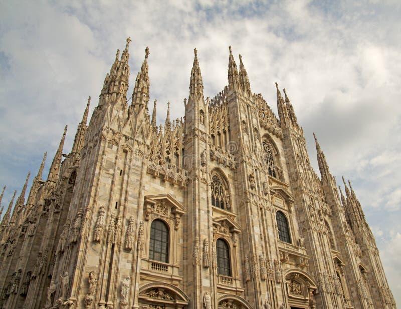Di Milano del Duomo immagini stock