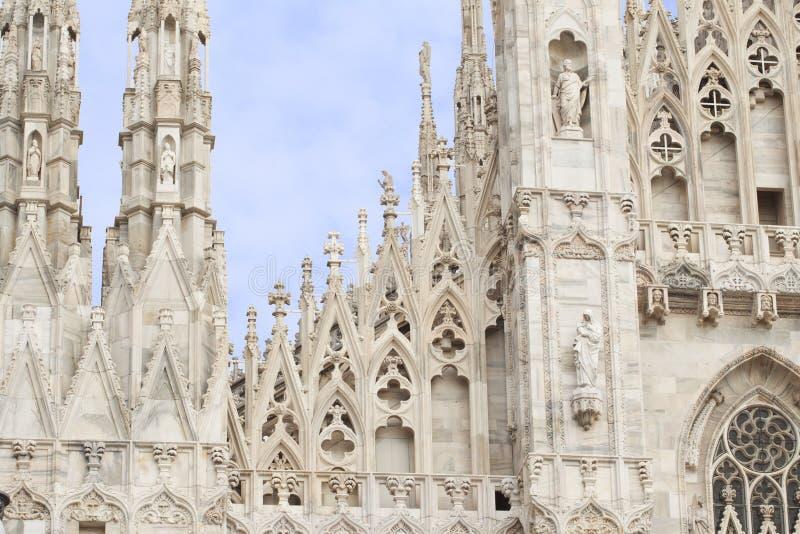 Di Milano del Duomo immagine stock