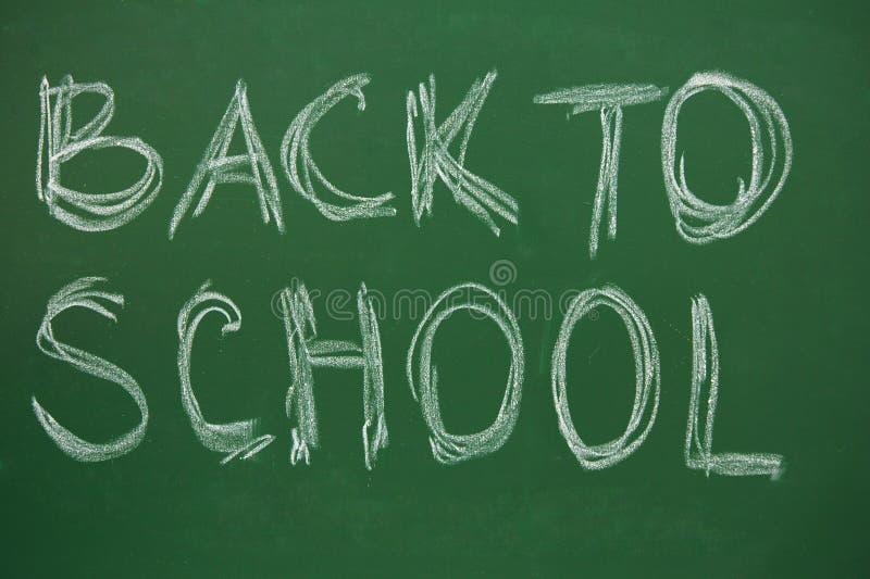 Di nuovo alla scuola. fotografie stock