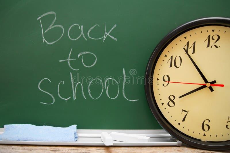 Di nuovo alla scuola. fotografia stock libera da diritti