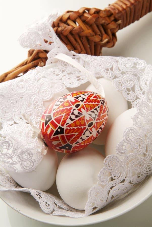 Di Pasqua vita ancora fotografie stock libere da diritti