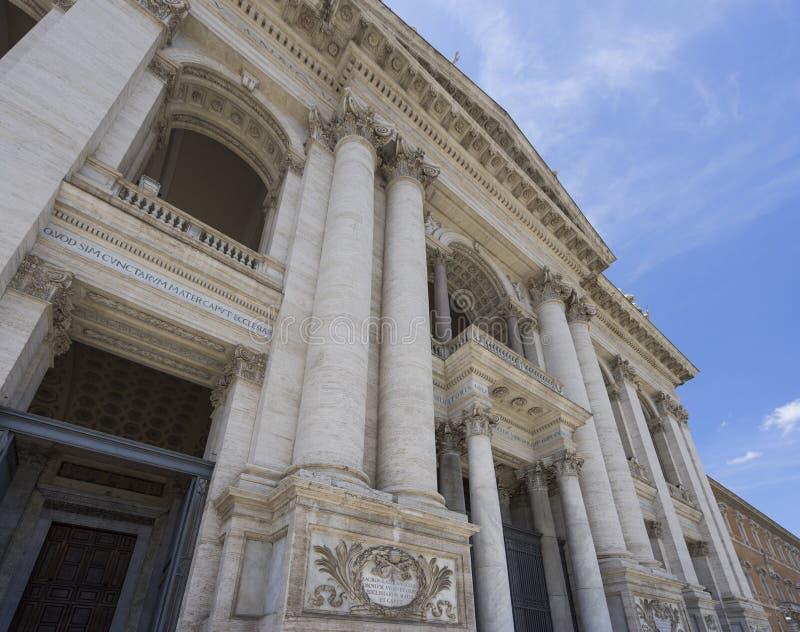 Di San Giovanni della basilica in Laterano & in x28; Basilica& x29 della st John Lateran; fotografie stock