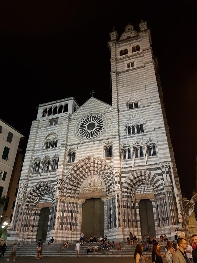 Di San Lorenzo de Cattedrale imagens de stock royalty free