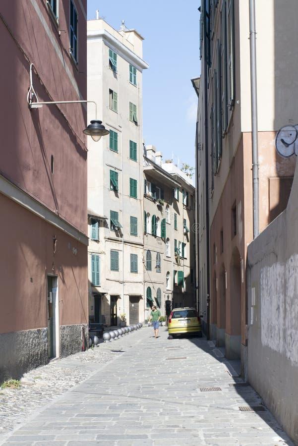 Download Di Santa Croce, Génova De La Plaza Imagen editorial - Imagen de exterior, atracción: 44855465