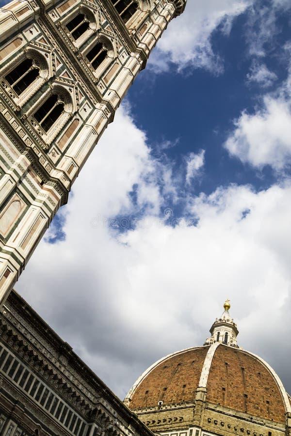 Di Santa Maria del fiore de Cattedrale à Florence photographie stock libre de droits
