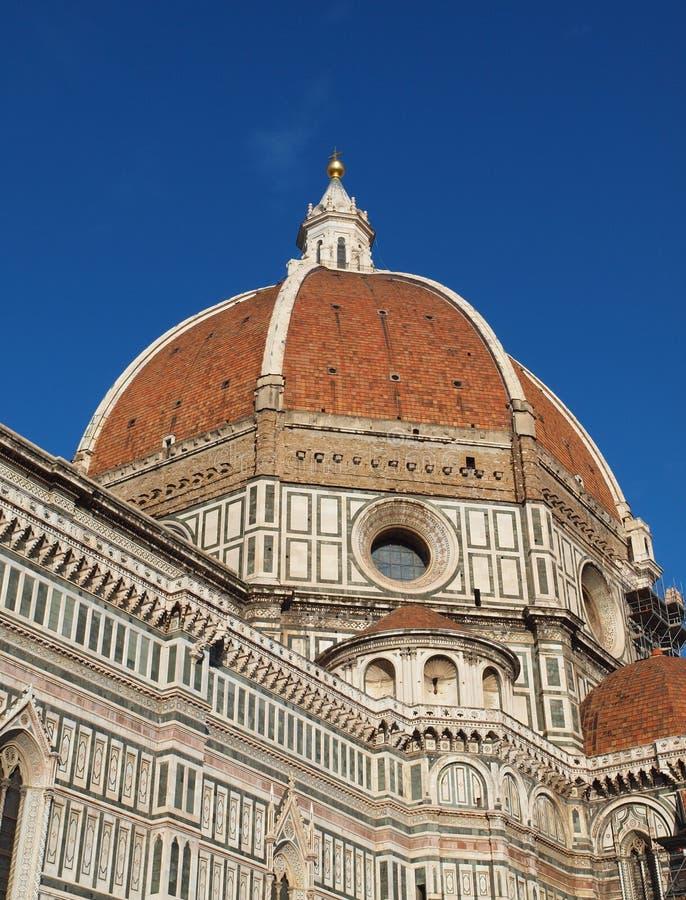 Di Santa Maria del Fiore, Florence, Italie de basilique photographie stock
