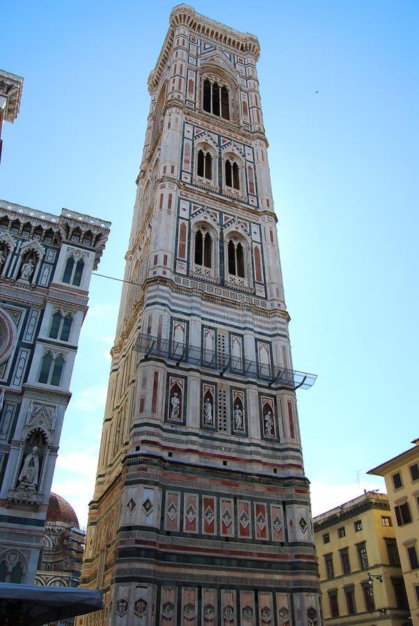 Di Santa Maria del Fiore van de basiliek in Florence stock fotografie