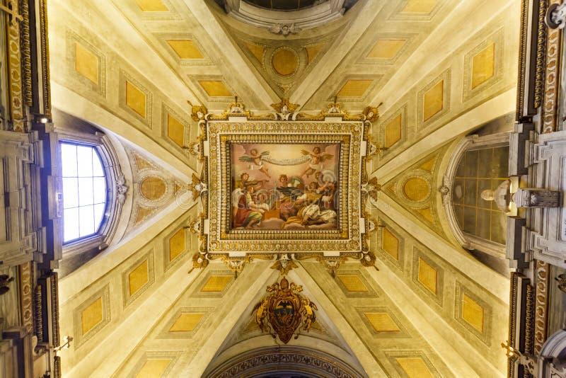 Di Santa Maria Maggiore de basilique photos stock