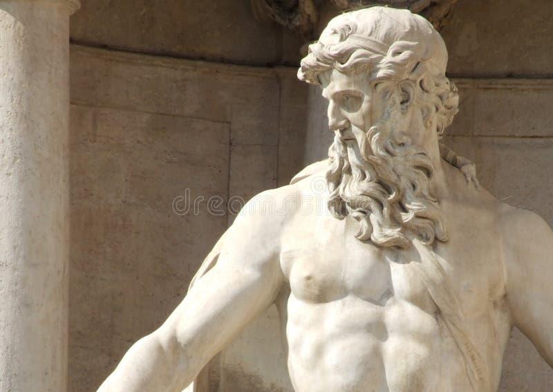 Фонтана di Trevi Рим Италия Roma - творческие общие gnuckx стоковая фотография rf