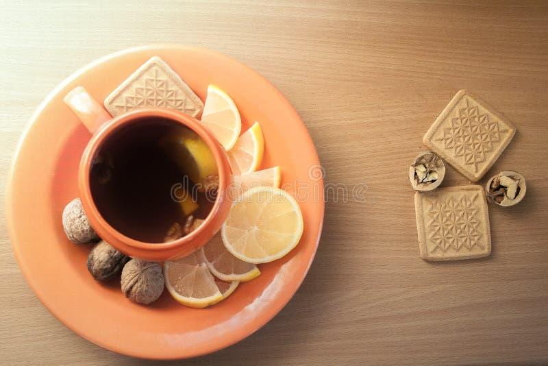 di vita tè ancora fotografia stock