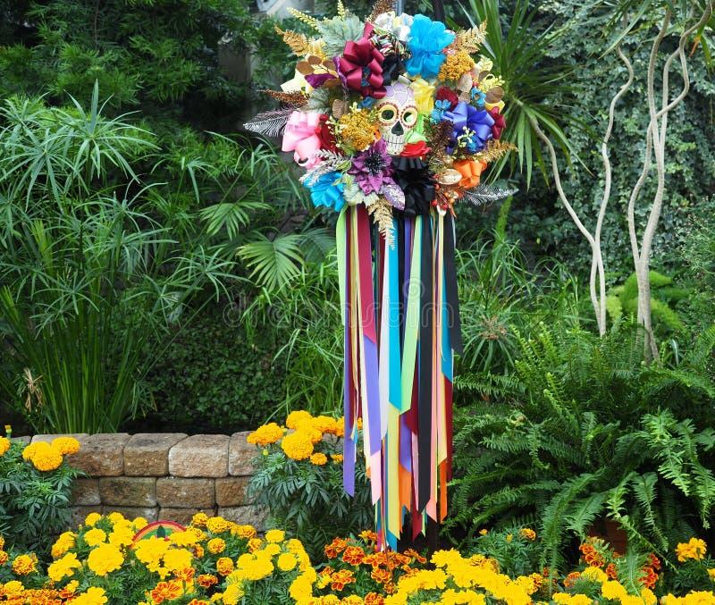 Dia colorido da decoração inoperante imagens de stock