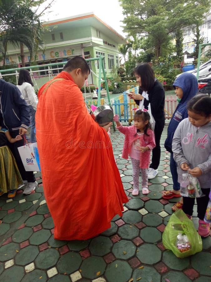 Dia da Buda imagem de stock royalty free
