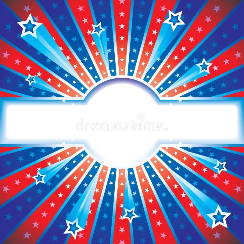 Dia da Independência ilustração royalty free