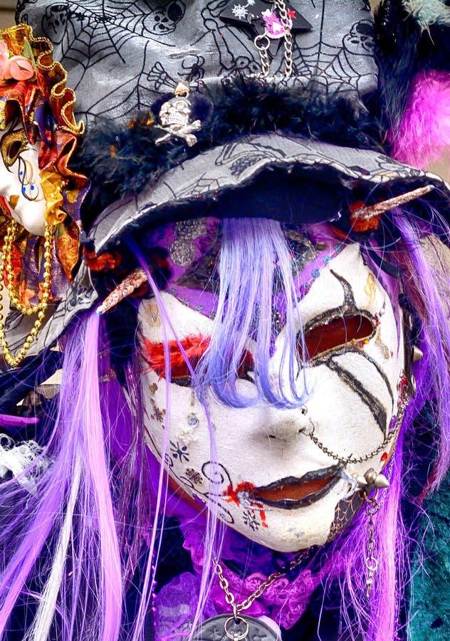 Dia das Bruxas em Harajuku, Tóquio, Japão imagens de stock royalty free