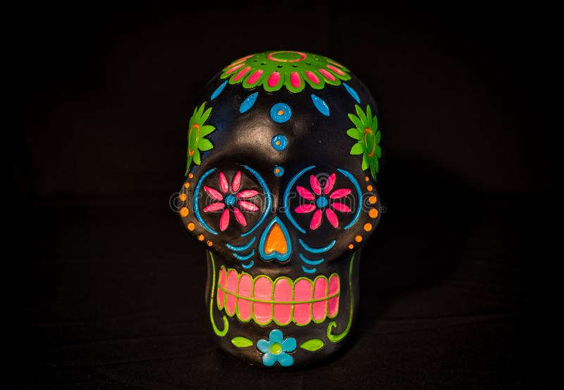 Dia de los Muerte Day of the Dead Celebration royalty free stock image