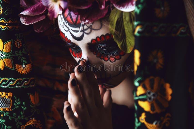 Dia De Los Muertos lizenzfreies stockbild