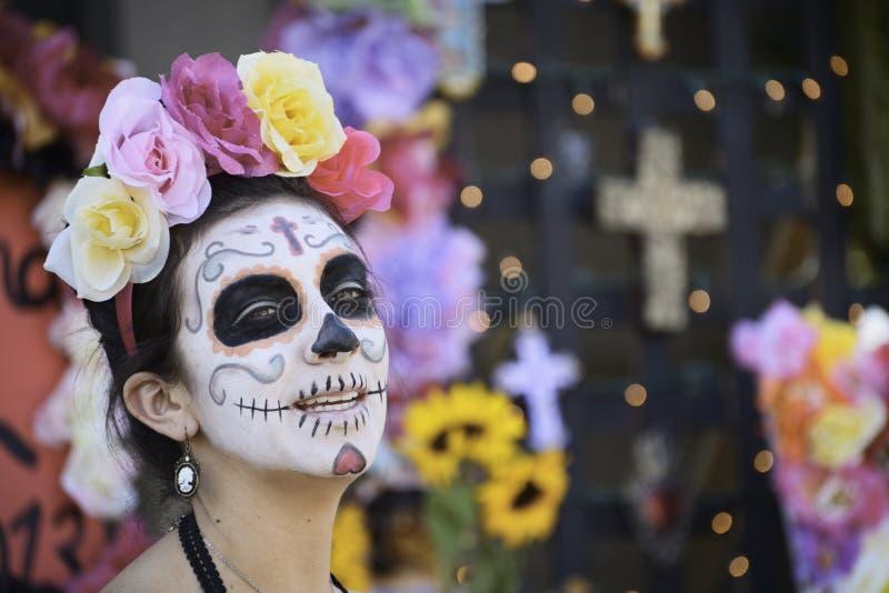 Dia de los Muertos стоковые изображения rf