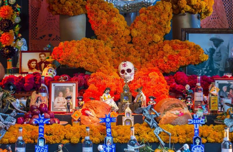 Dia De Los Muertos stockfotos
