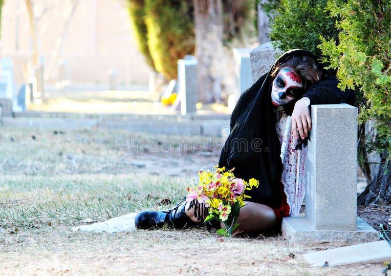 Download Dia De Los Muertos - Sorrow Stock Photo - Image: 23707684