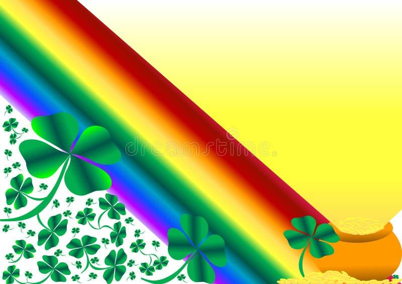 Dia de Patricks de Saint ilustração stock