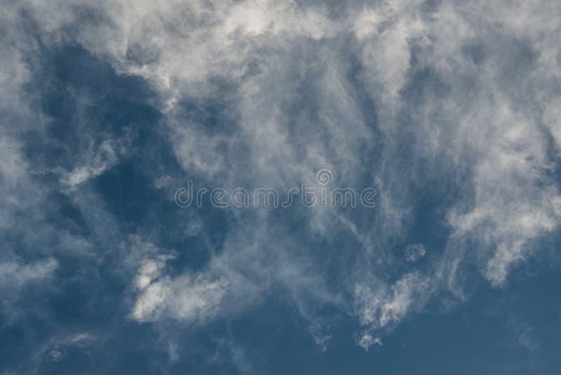 Dia do céu imagem de stock