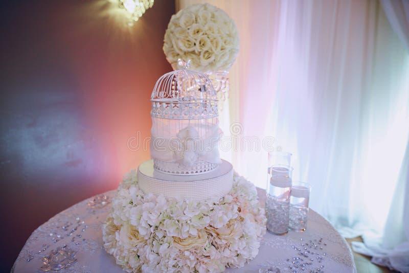 Dia do casamento maravilhoso imagem de stock