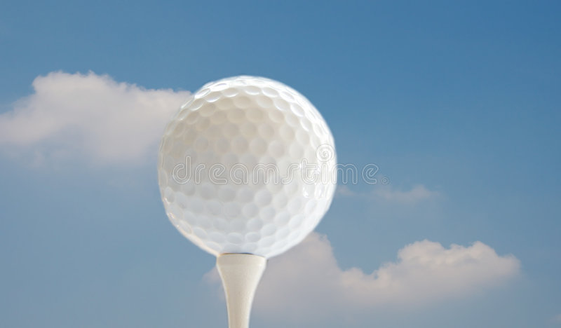 Dia do golfe fotos de stock royalty free