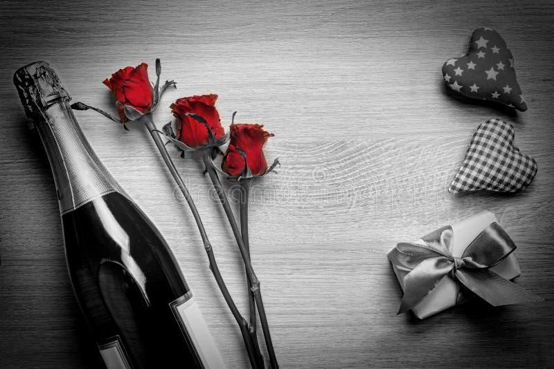 Dia do ` s das mulheres, o 8 de março O dia de Valentim, VISTA SUPERIOR, ESPAÇO da CÓPIA foto de stock