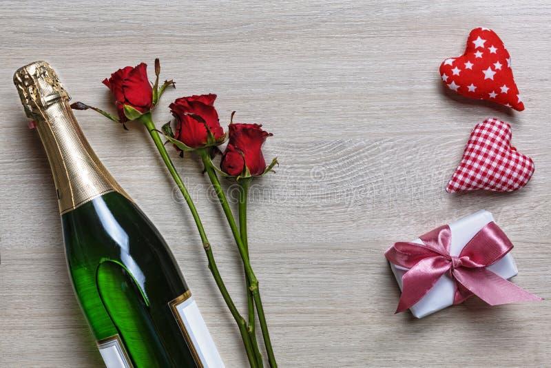 Dia do ` s das mulheres, o 8 de março O dia de Valentim, VISTA SUPERIOR, ESPAÇO da CÓPIA imagens de stock royalty free