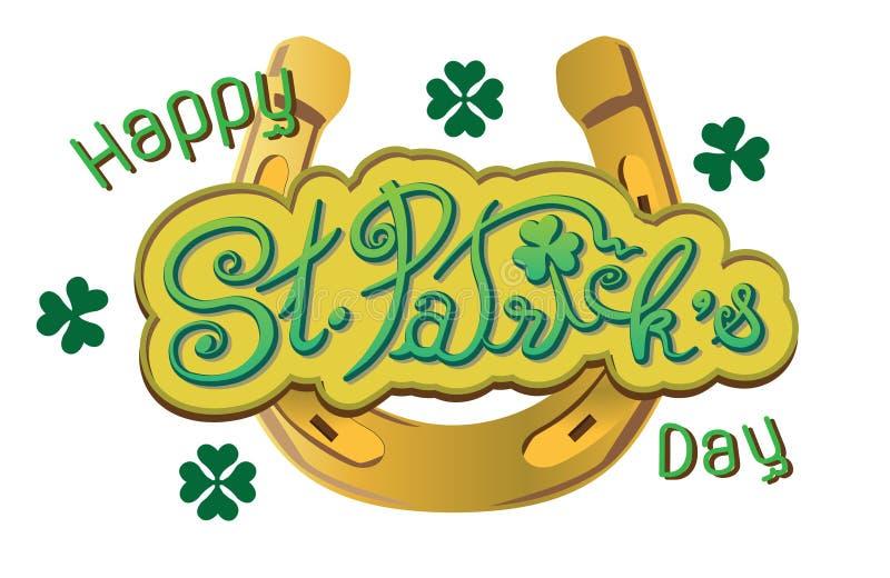 Dia do ` s de St Patrick fotos de stock royalty free
