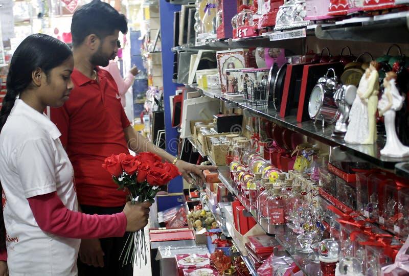 Dia do `s do Valentim imagem de stock