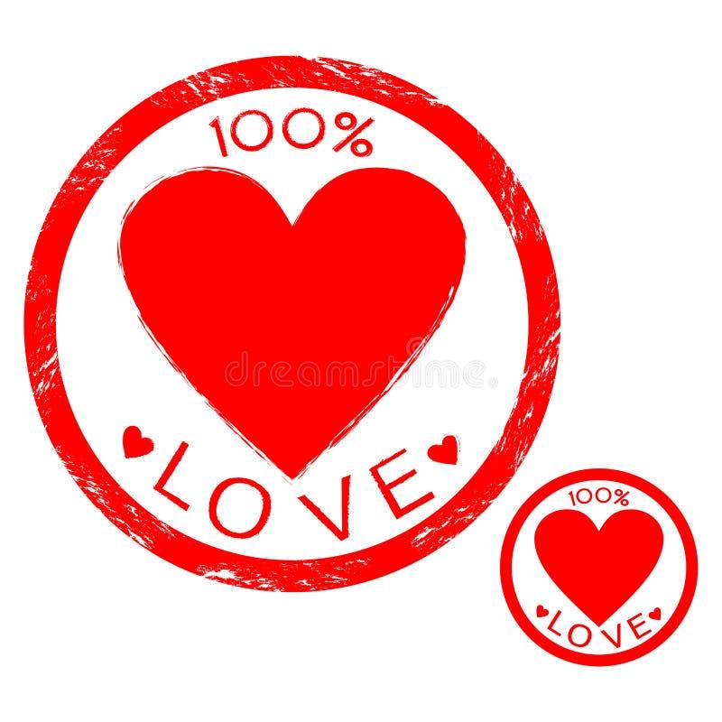 Dia do `s do Valentim ilustração do vetor