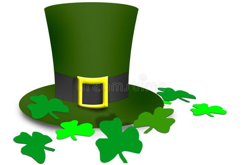 Dia do St Patrick ilustração stock