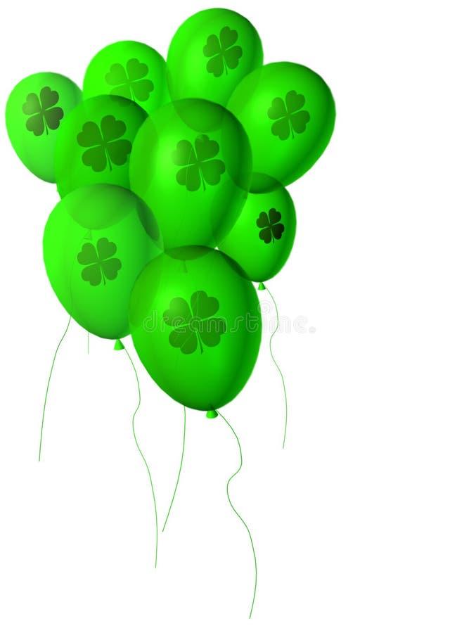 Dia do St Patrick. ilustração do vetor