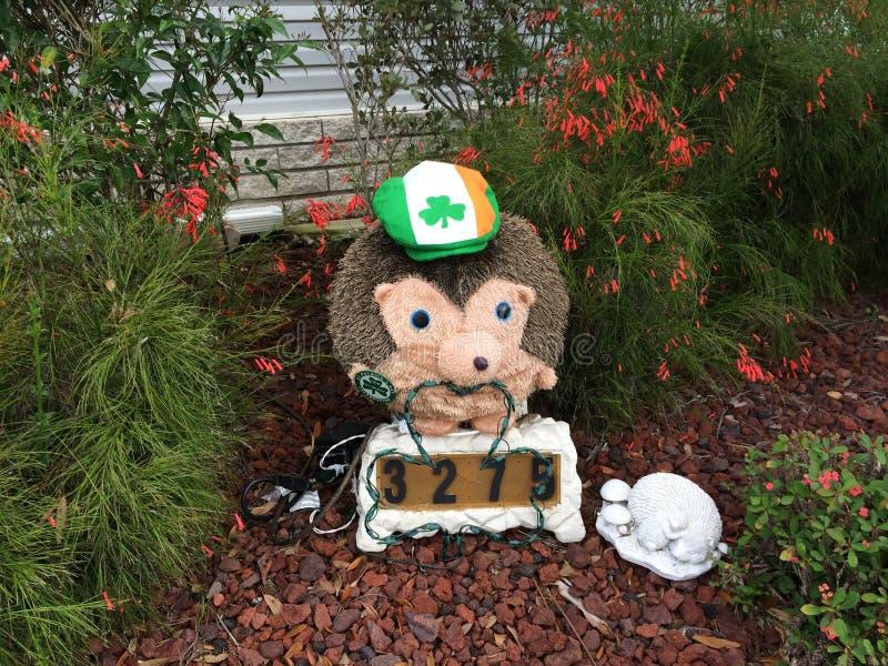 Dia do St Patrick feliz imagens de stock