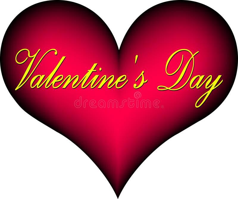 Dia do Valentim ilustração do vetor