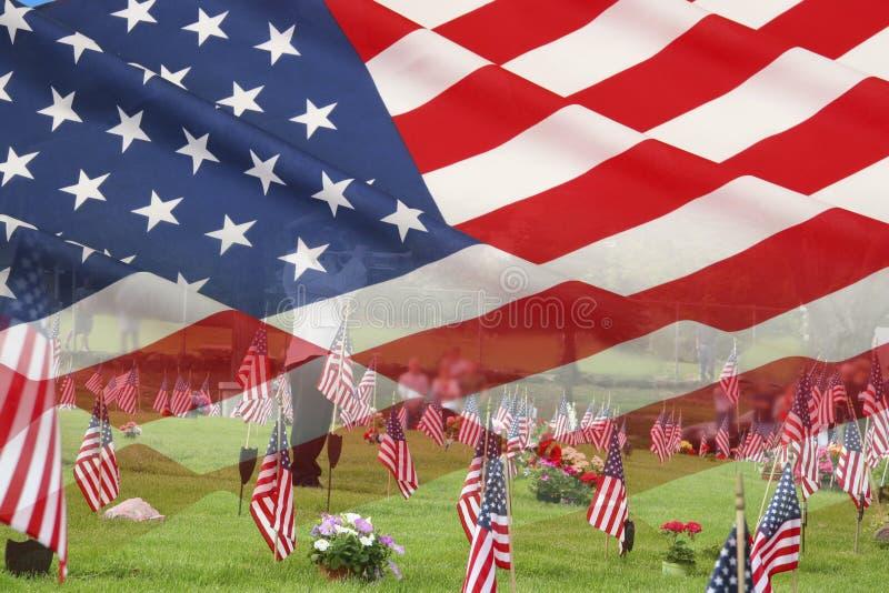 Dia do veterano imagens de stock