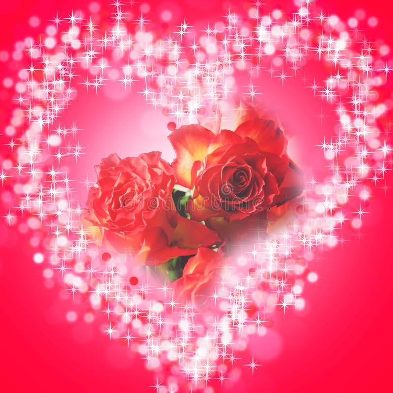 Dia dos Valentim imagem de stock royalty free