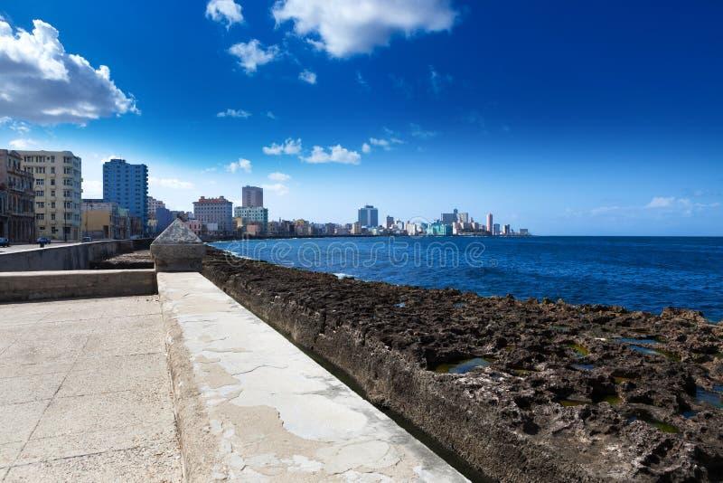 Dia em Havana fotos de stock royalty free