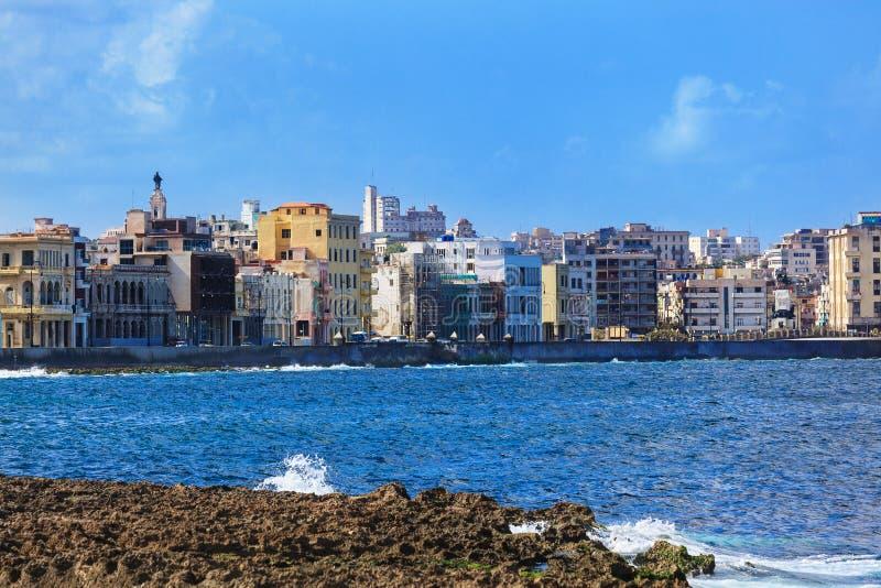 Dia em Havana imagens de stock