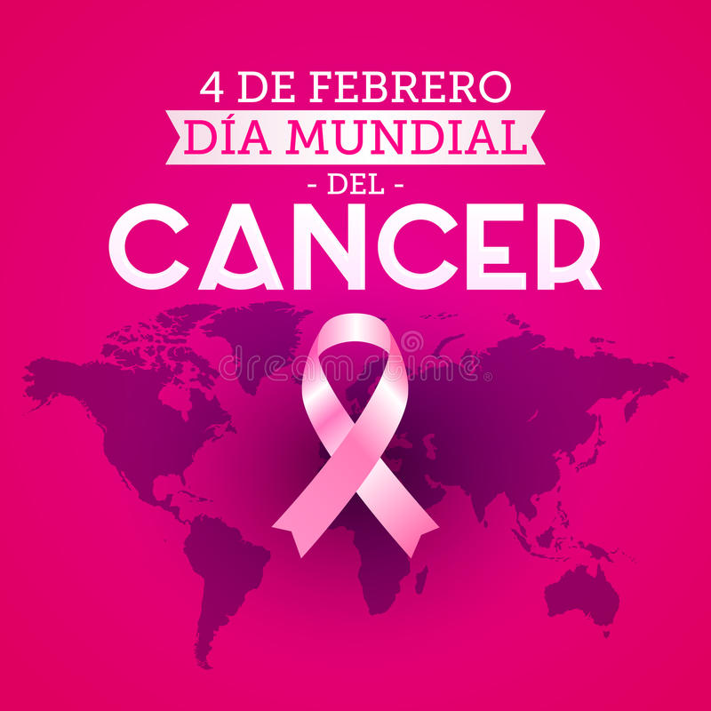 Dia mundial del cancer world cancer day 4 february spanish text download dia mundial del cancer world cancer day 4 february spanish text pink ribbon gumiabroncs Images
