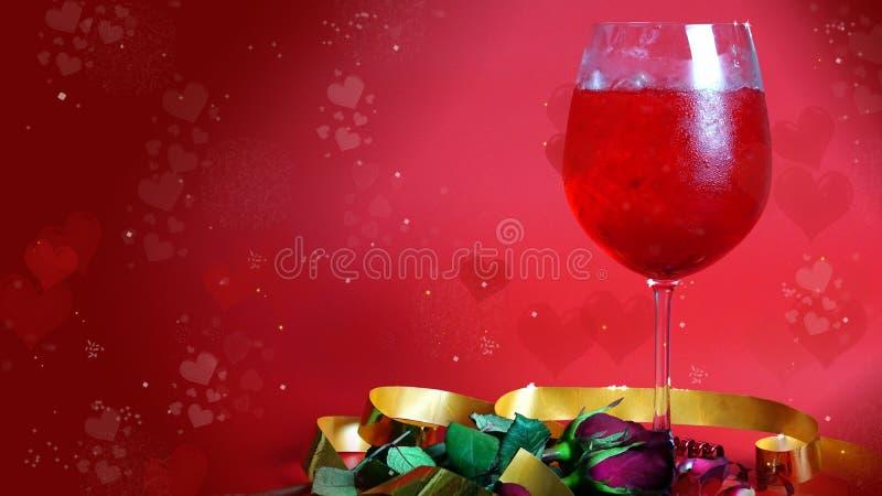 Dia romântico da celebração imagem de stock royalty free
