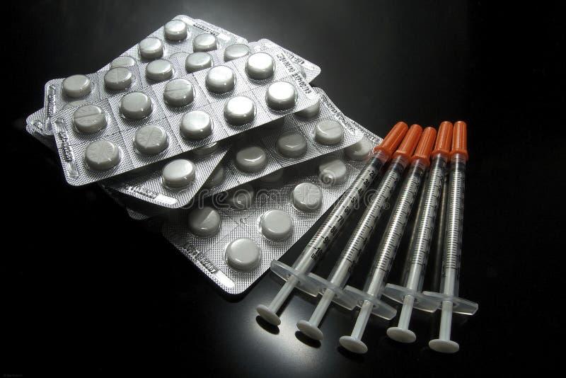 diabétiques images libres de droits